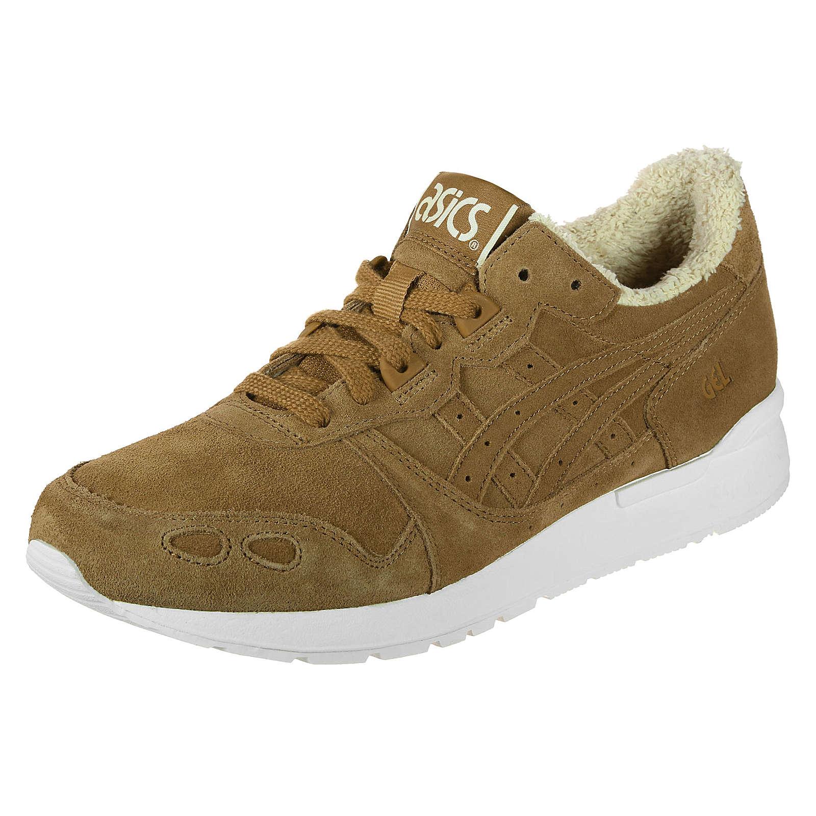 Asics Tiger Sneaker GEL-Lyte im Retro-Look Sneakers Low braun Herren Gr. 41,5