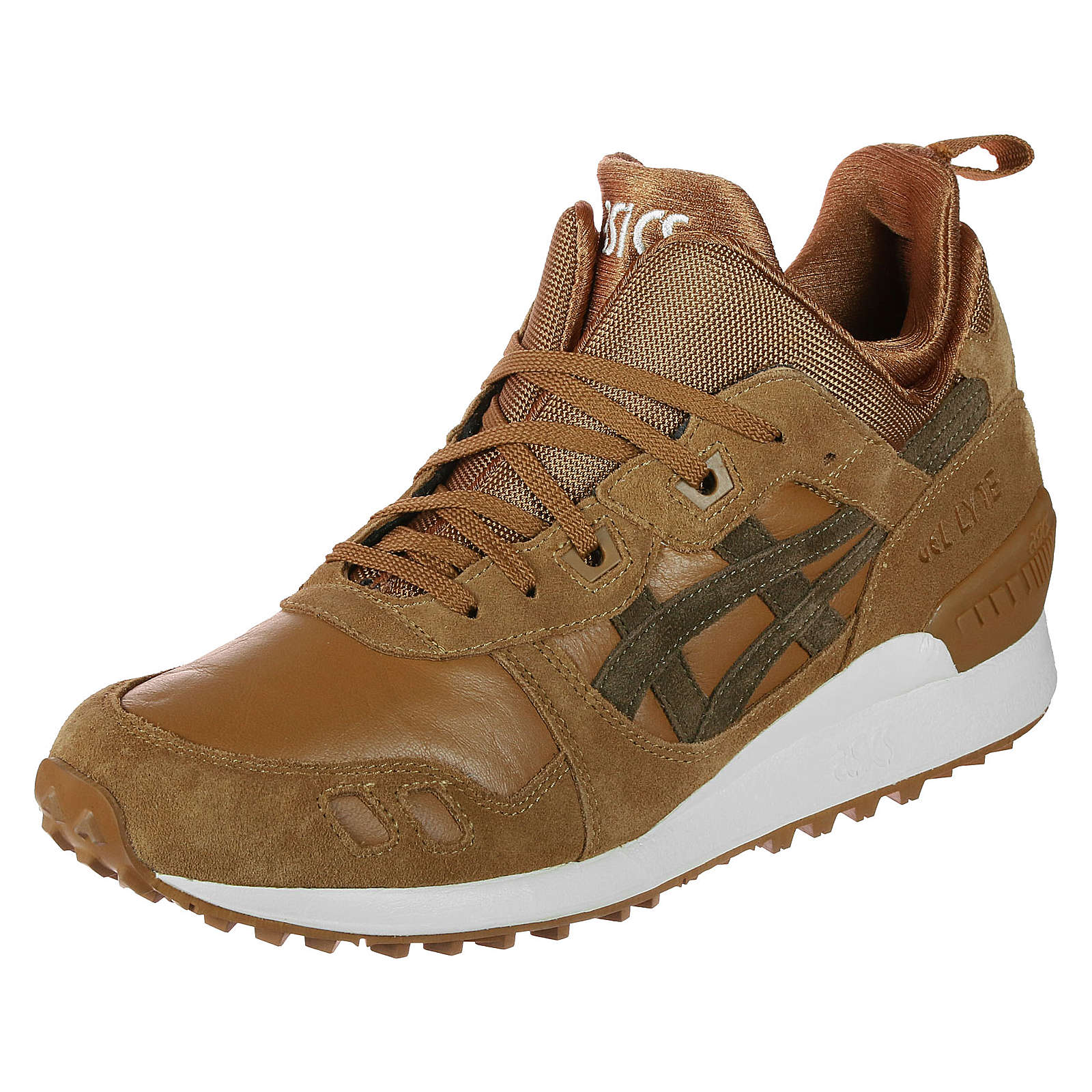 Asics Tiger Sneaker GEL-Lyte MT mit stabilisierender Fersenkammer Sneakers Low braun Herren Gr. 42