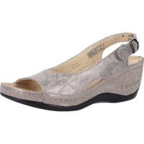 berkemann Sandalen Klassische Sandaletten bronze Damen Gr. 36 1/3