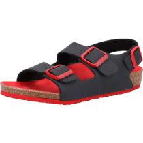 BIRKENSTOCK Sandalen für Jungen schwarz Junge Gr. 32
