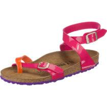BIRKENSTOCK Yara schmal Komfort-Sandalen mehrfarbig Damen Gr. 41