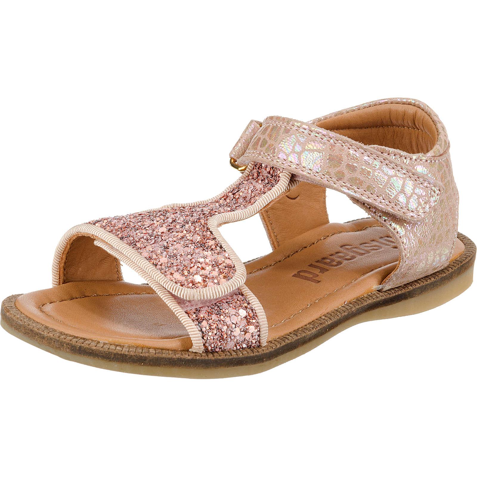 bisgaard Sandalen für Mädchen rosa Mädchen Gr. 32