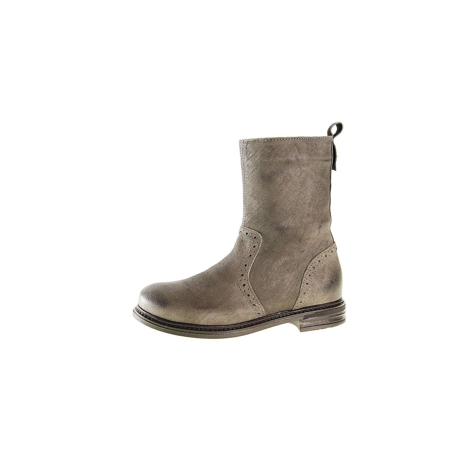 bisgaard Stiefel für Mädchen grau Mädchen Gr. 40