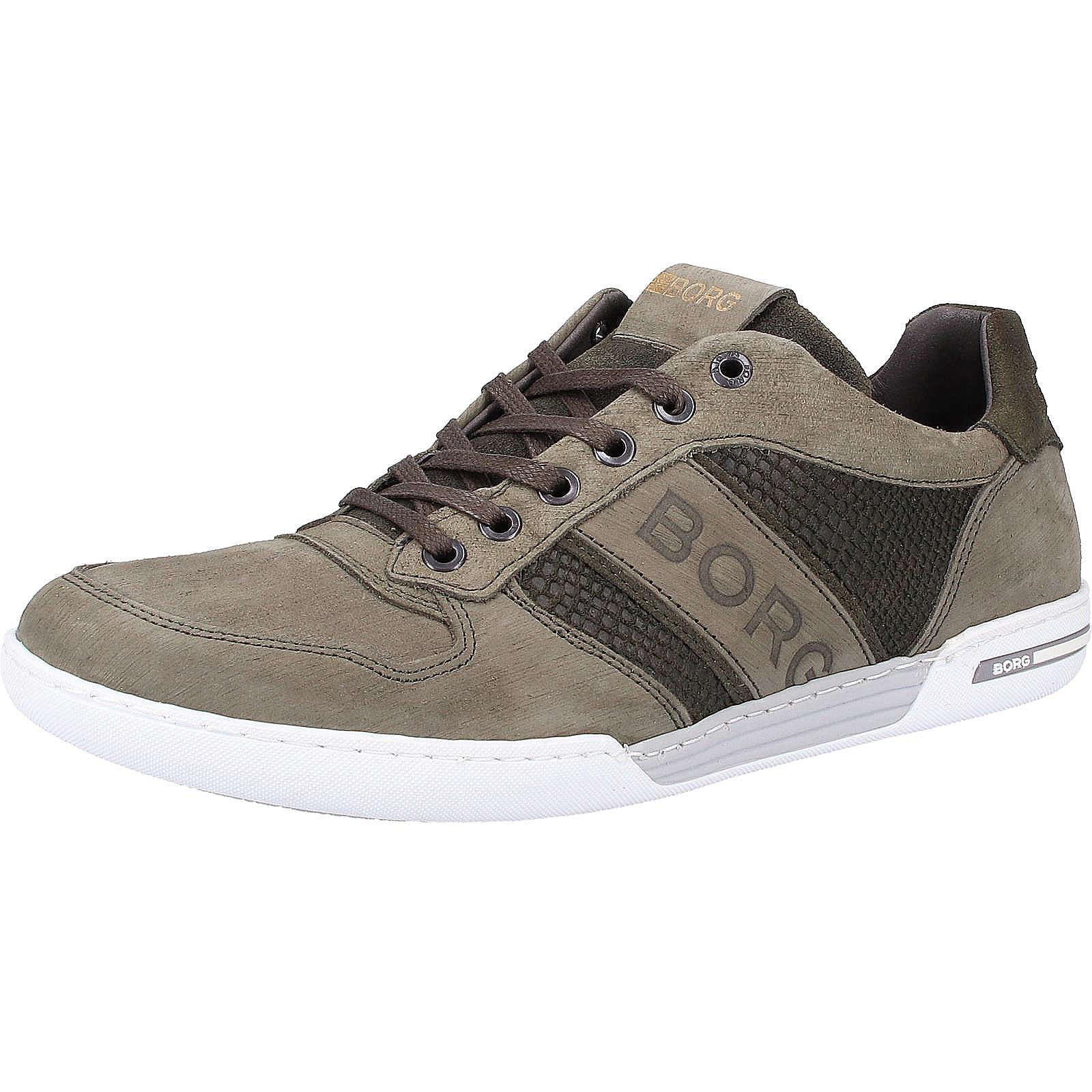 BJÖRN BORG Sneaker Sneakers Low khaki Herren Gr. 40
