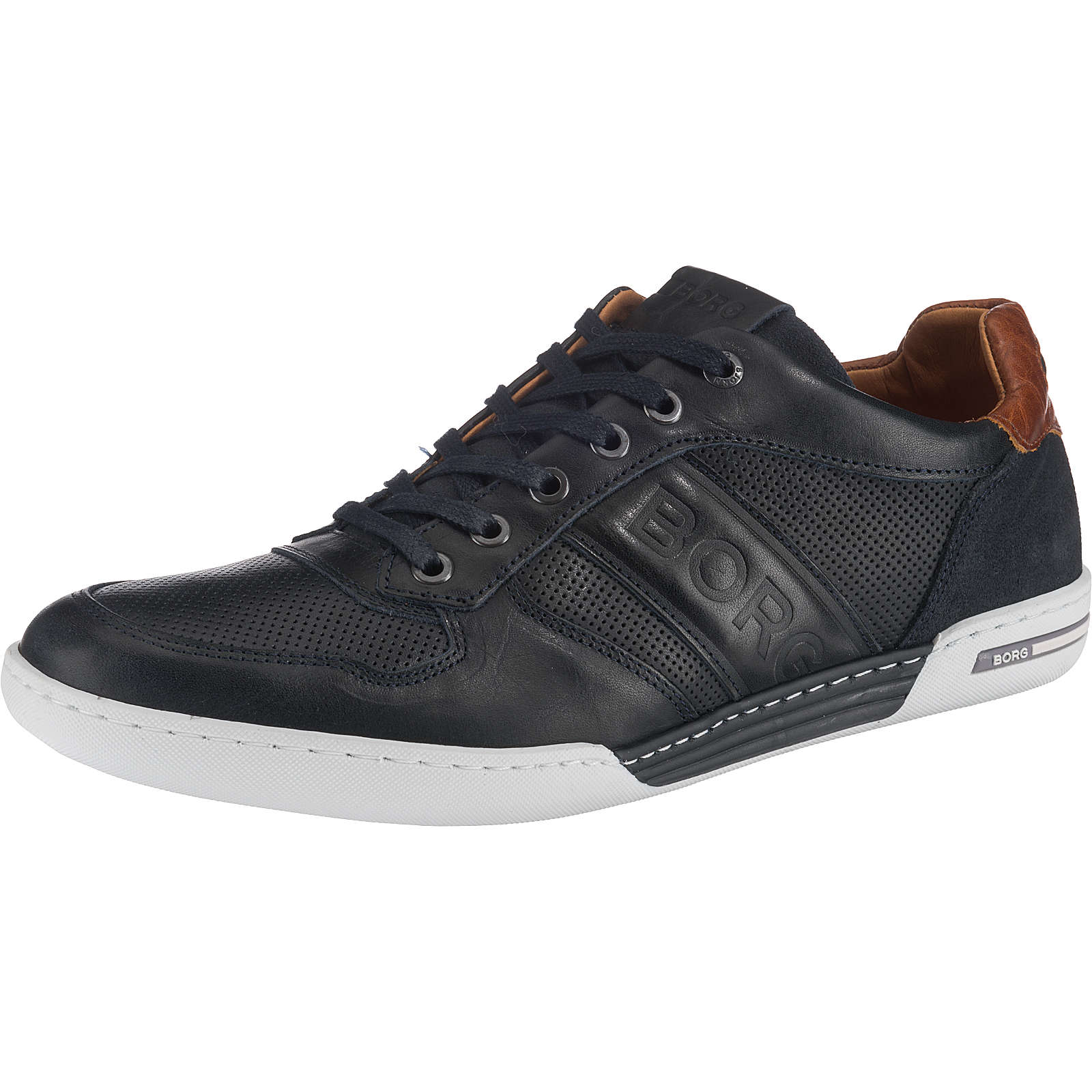 BJÖRN BORG Sneakers Low dunkelblau Herren Gr. 41