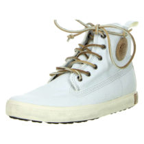 Blackstone Sneakers High blau Damen Gr. 36