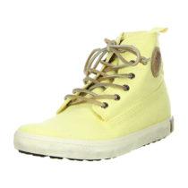 Blackstone Sneakers High gelb Damen Gr. 36