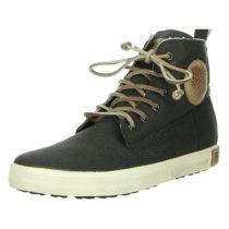 Blackstone Sneakers High schwarz Herren Gr. 43