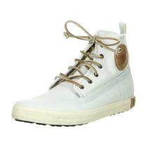 Blackstone Sneakers High weiß Herren Gr. 43