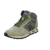 Blauer Herren Outdoorschuh 8FMUSTANGO2/TAS Sneakers High grün Herren Gr. 41