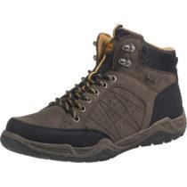 BM Footwear Schnürstiefeletten grau Herren Gr. 43