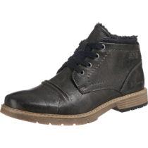 BM Footwear Winterstiefel dunkelgrau Herren Gr. 43