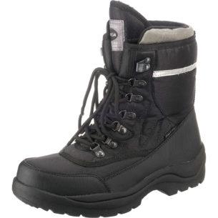 BM Footwear Winterstiefel schwarz Herren Gr. 41