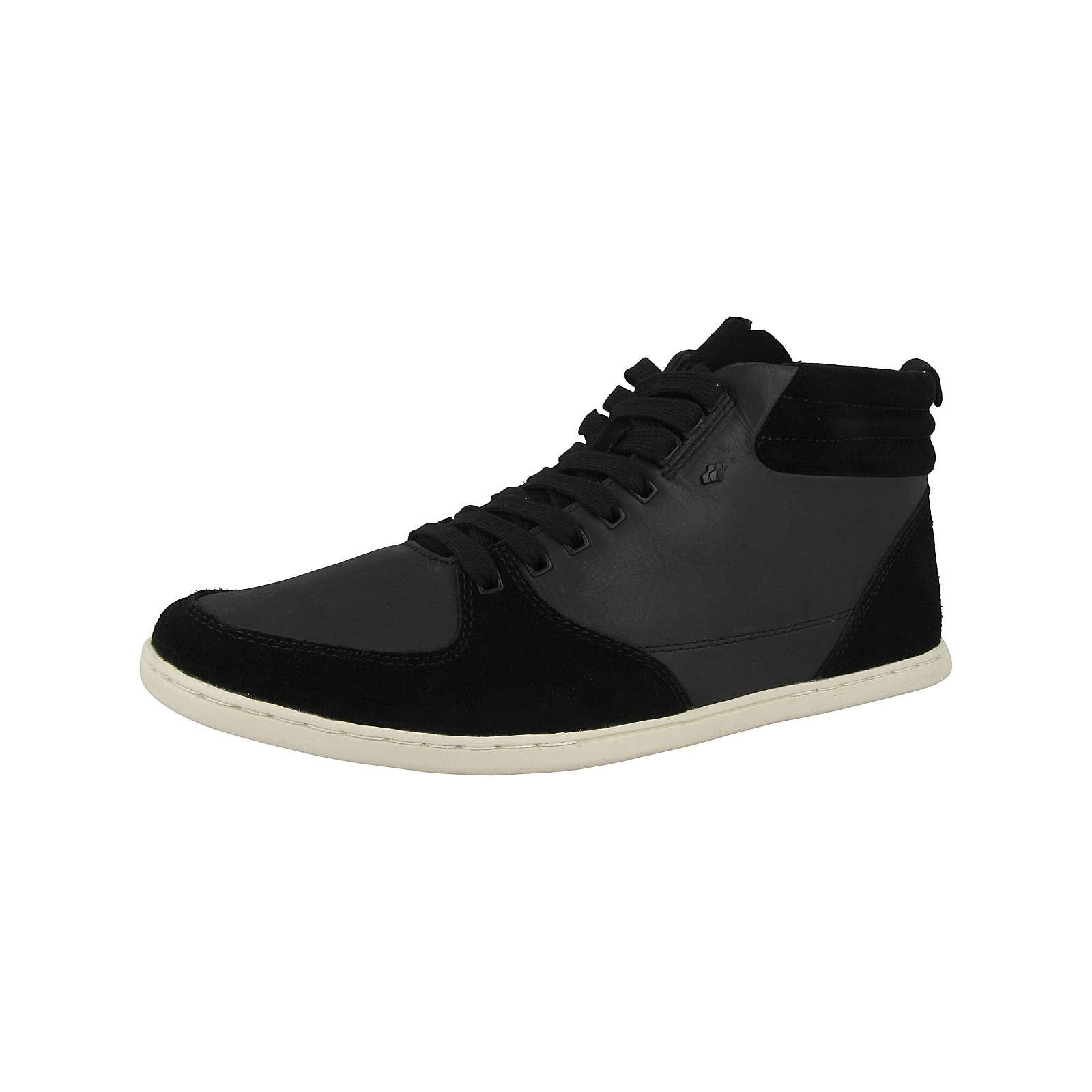 Boxfresh® Schuhe Eplett SH Leather Sneakers High schwarz Herren Gr. 47