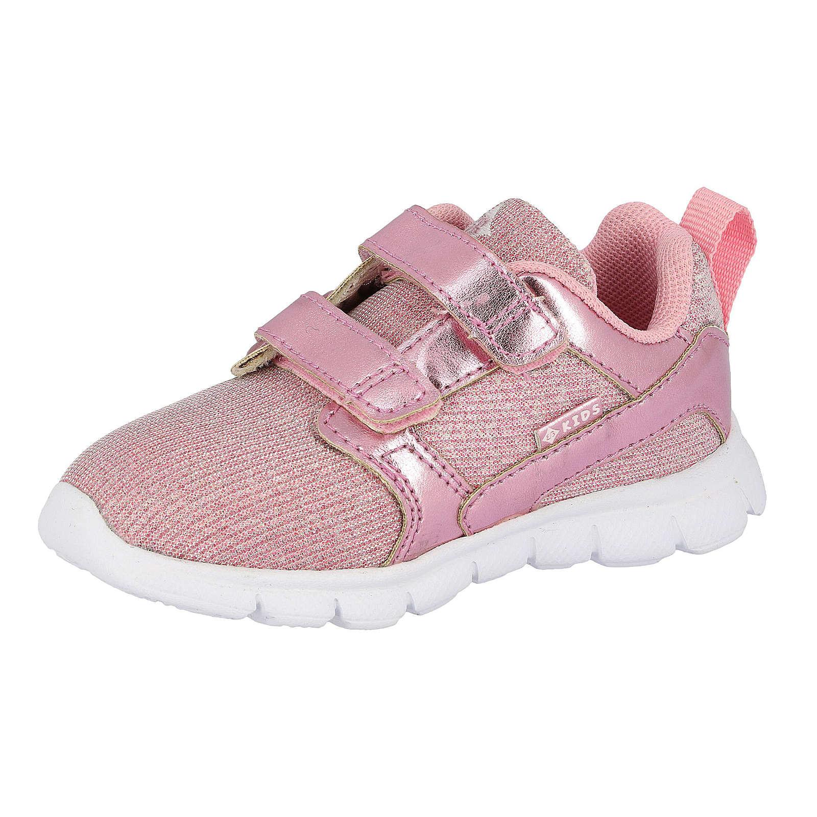 Brütting Halbschuhe für Mädchen rosa Mädchen Gr. 20