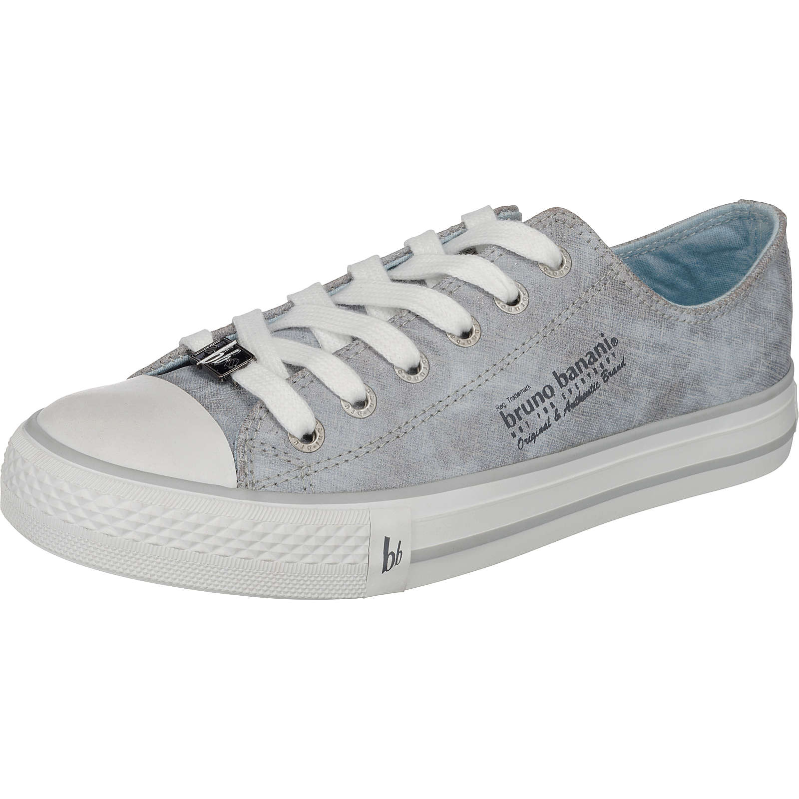 bruno banani Sneakers Low blau-kombi Damen Gr. 36