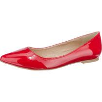 BUFFALO Ballerinas rot Damen Gr. 36