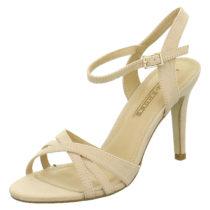 BUFFALO Klassische Sandaletten grau Damen Gr. 41