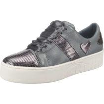 BUFFALO Sneakers Low dunkelgrau Damen Gr. 40