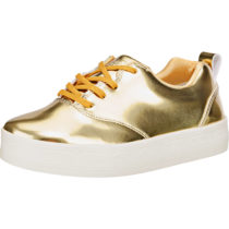 BUFFALO Sneakers Low gold Damen Gr. 36