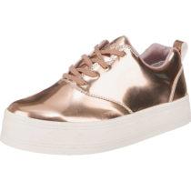 BUFFALO Sneakers Low rosegold Damen Gr. 38