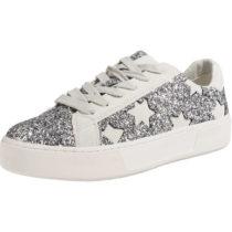 BUFFALO Sneakers Low silber-kombi Damen Gr. 41