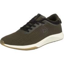 bugatti Factor Sneakers Low dunkelgrün Herren Gr. 41