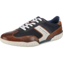bugatti Logan ExKo Sneakers Low dunkelbraun Herren Gr. 41