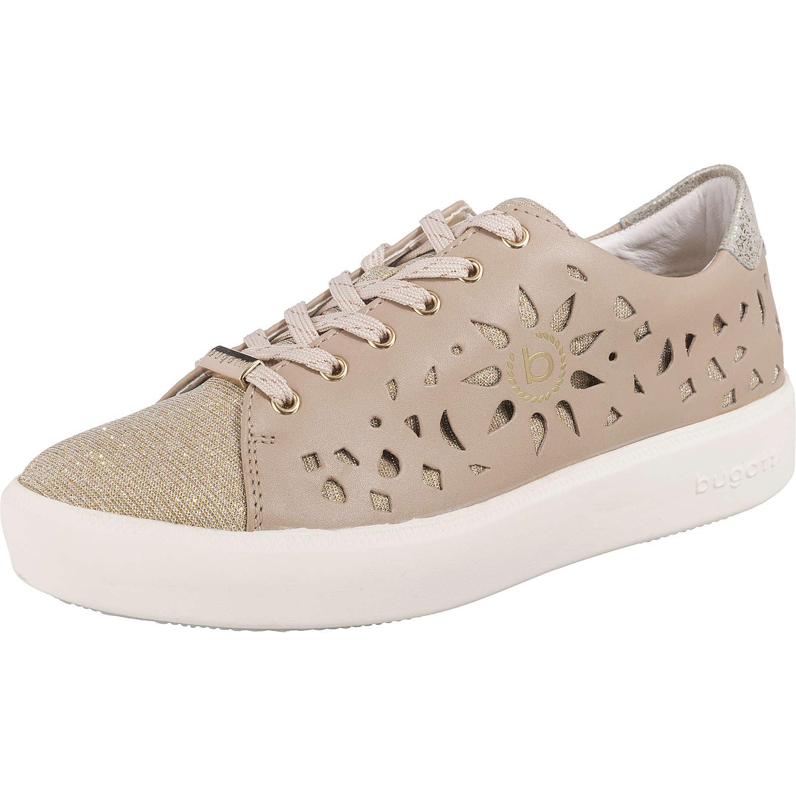 bugatti Sneakers Low beige Damen Gr. 38