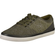 bugatti Sneakers Low grün Herren Gr. 41