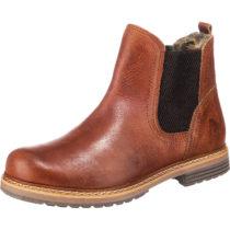 BULLBOXER Chelsea Boots cognac Damen Gr. 39