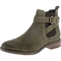 BULLBOXER Chelsea Boots grün Damen Gr. 36