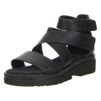 BULLBOXER Klassische Sandalen schwarz Damen Gr. 38