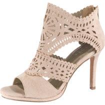 BULLBOXER Klassische Sandaletten beige Damen Gr. 36