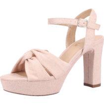 BULLBOXER Sandalen Klassische Sandaletten beige Damen Gr. 40