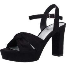 BULLBOXER Sandalen Klassische Sandaletten schwarz Damen Gr. 39