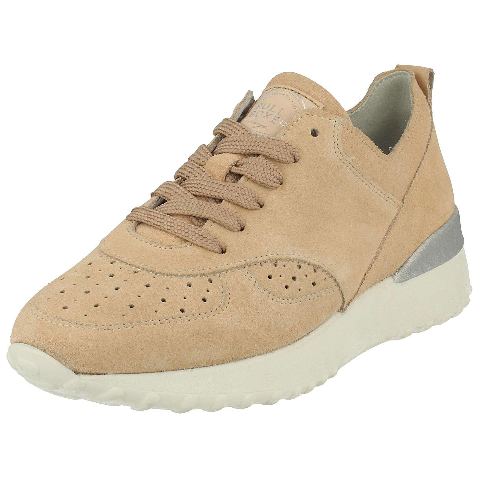 BULLBOXER Sneaker 913015E5C_ Sneakers Low beige Damen Gr. 37