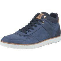 BULLBOXER Sneakers High dunkelblau Herren Gr. 46