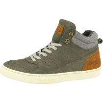 BULLBOXER Sneakers High grün Herren Gr. 41