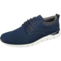 BULLBOXER Sneakers Low blau Herren Gr. 44
