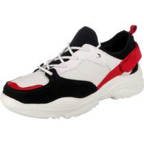 BULLBOXER Sneakers Low mehrfarbig Damen Gr. 36