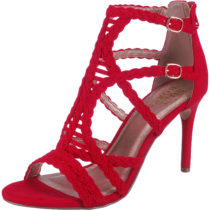 BULLBOXER T-Steg-Sandaletten rot Damen Gr. 36
