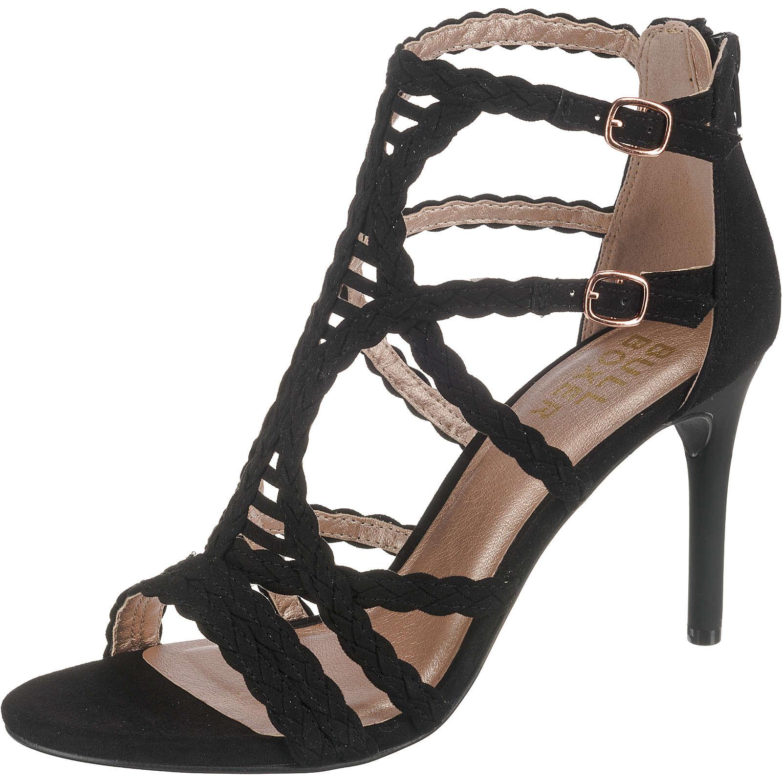BULLBOXER T-Steg-Sandaletten schwarz Damen Gr. 36