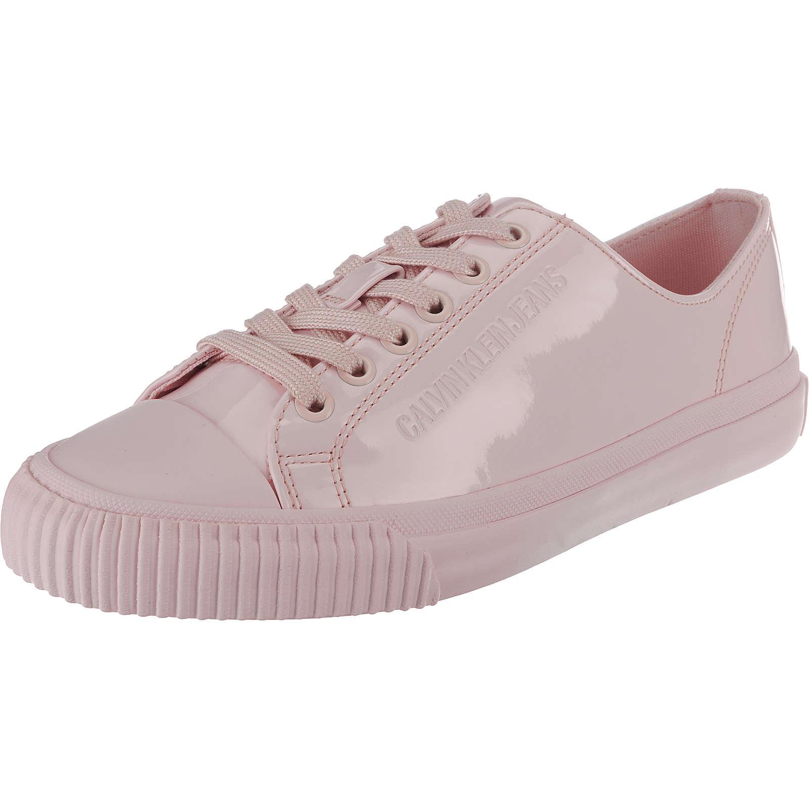 Calvin Klein Ireland Sneakers High hellrosa Damen Gr. 40