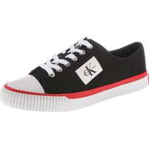 Calvin Klein Ivory Sneakers Low schwarz Damen Gr. 39