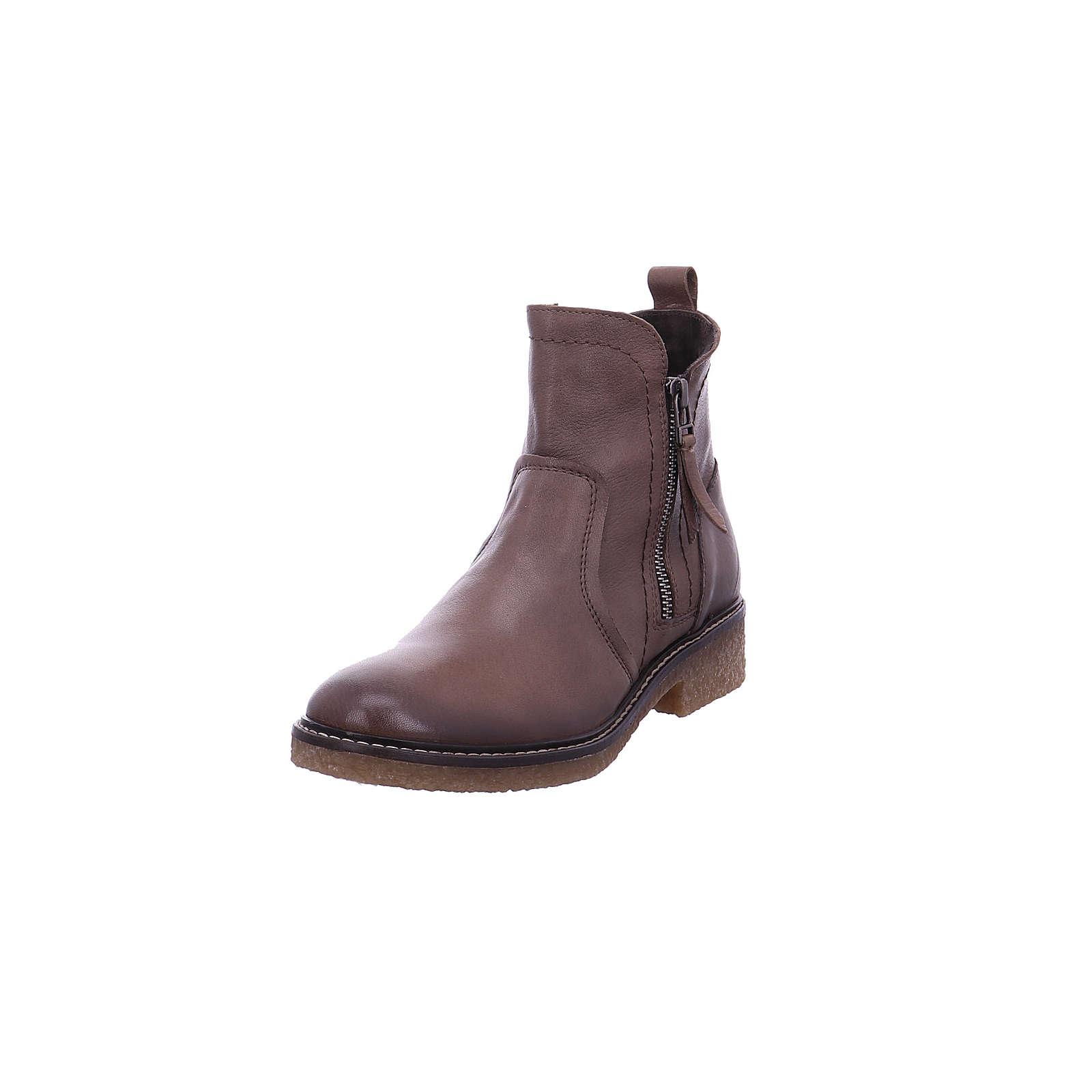 Camel active Damen Boots – Palm – Glattlder in braun – 869.73.01 Klassische Stiefel braun Damen Gr. 40,5