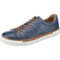camel active Racket 17 Sneakers Low blau Herren Gr. 45