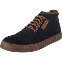 camel active Racket 20 Sneakers High blau/braun Herren Gr. 41