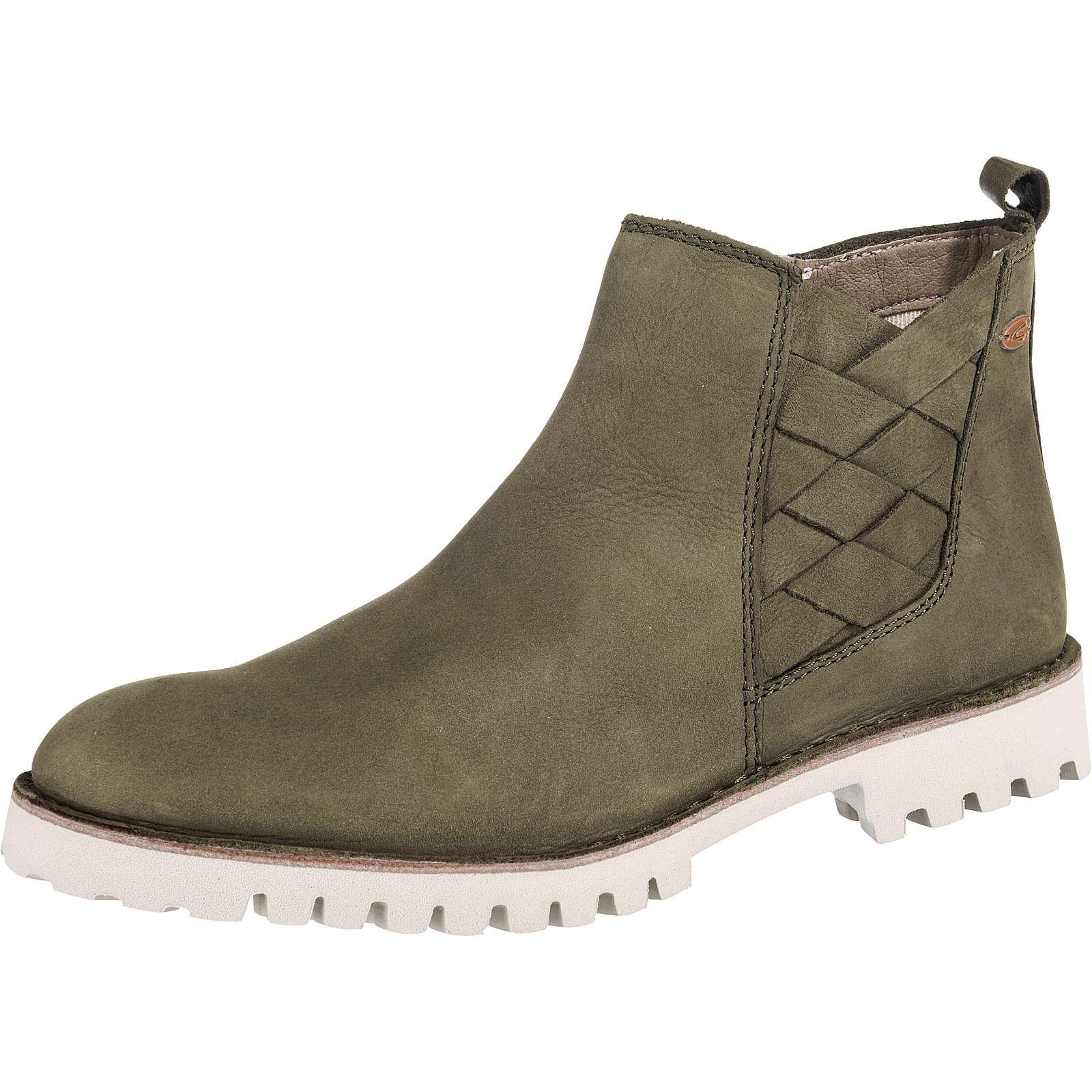 camel active Radical 70 Chelsea Boots grün Damen Gr. 40
