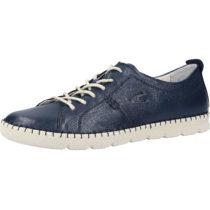 camel active Sneaker Sneakers Low blue denim Herren Gr. 40,5